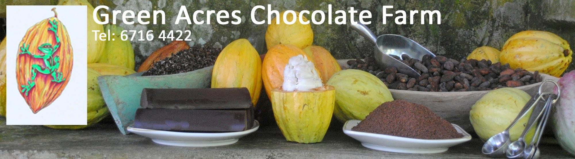 Green Acres Chocolate Farm